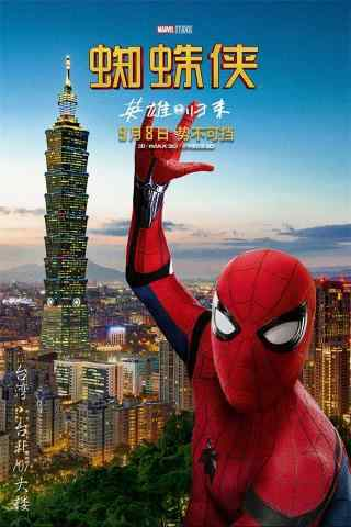 蜘蛛侠英雄归来中