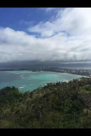 菲律宾长滩岛自然风光手机壁纸