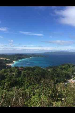 菲律宾长滩岛风景手机壁纸