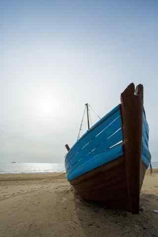 小清新北戴河沙滩