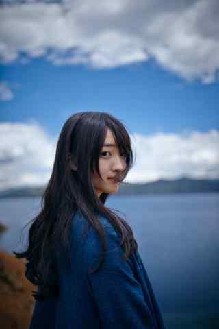 泸沽湖之美女写真