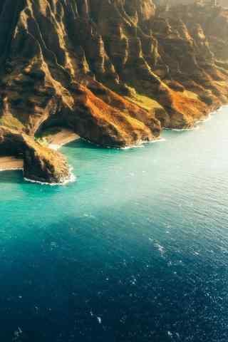 夏威夷清新风景手机壁纸