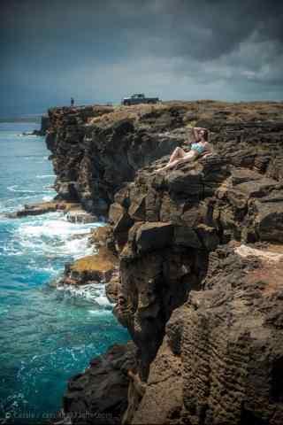 夏威夷海边风景手机壁纸
