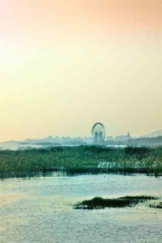 苏州太湖唯美风景手机壁纸