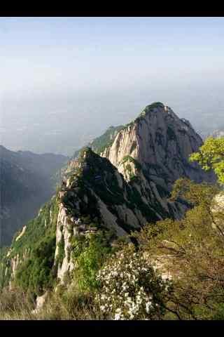 华山风景手机壁纸