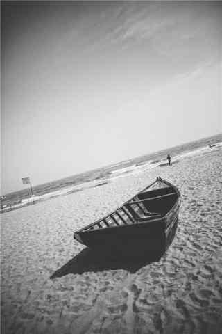 北戴(dai)河(he)風景攝影手機壁紙