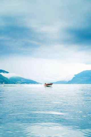 山水風景圖片手機