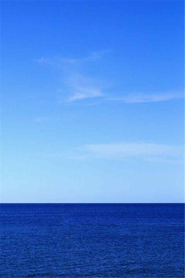 夏日小新清唯美海洋手机桌面壁纸