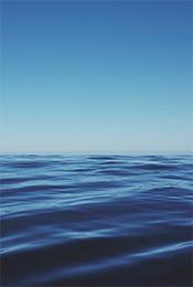 唯美海浪自然风景手机壁纸