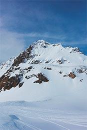 唯美雪山自然风景高清手机壁纸