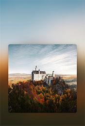 唯美城堡高清自然
