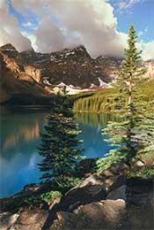 唯美清新自然风景