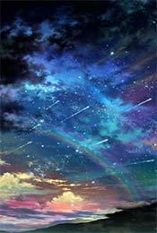 动漫清新可爱唯美星空手机壁纸