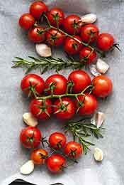 简约小西红柿唯美