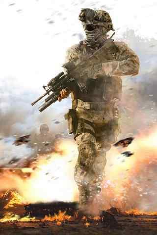 射击游戏穿越火线手机壁纸