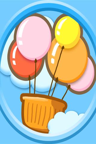 保卫萝卜之气球障碍物手机壁纸