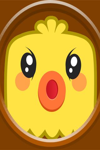 保卫萝卜之小黄鸡怪物手机壁纸