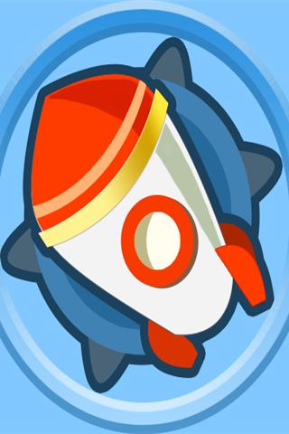 保卫萝卜之火箭塔防手机壁纸