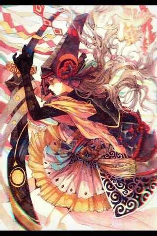 阴阳师美丽式神妖刀姬手机壁纸