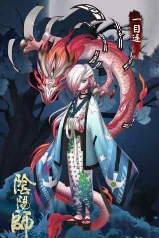 阴阳师一目连式神
