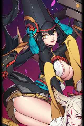 霸气性感的妖刀姬
