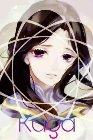 王者荣耀紫霞仙子甜美手绘图片