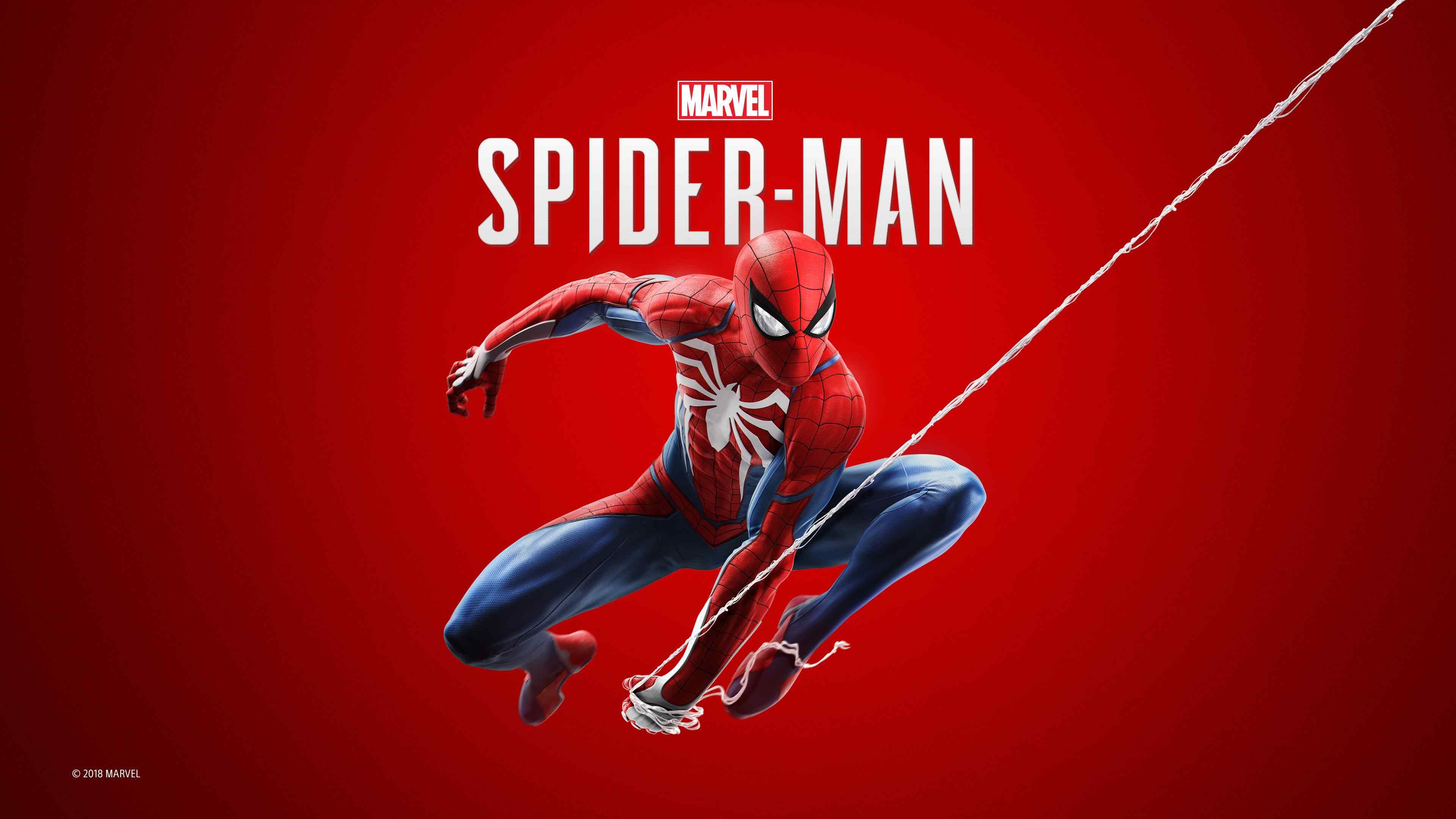 蜘蛛侠游戏壁纸漫威壁纸高清壁纸蜘蛛侠归来