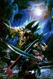 怪物猎人世界雷狼龙高清手机壁纸