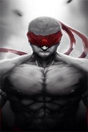 英雄联盟瞎子红头