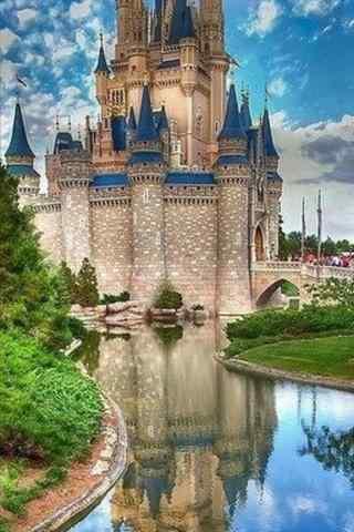 建筑风景图片:迪士