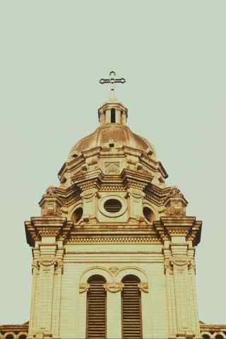 北京天主教堂罗马建筑图片