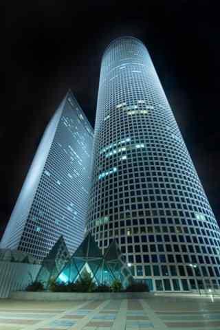 世界著名城市建筑人类文明高清手机壁纸_建筑壁纸
