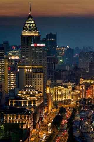 欧洲城市建筑唯美