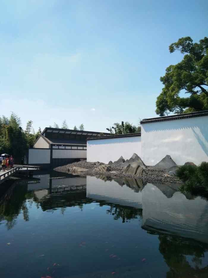 苏州博物馆建筑手机图片