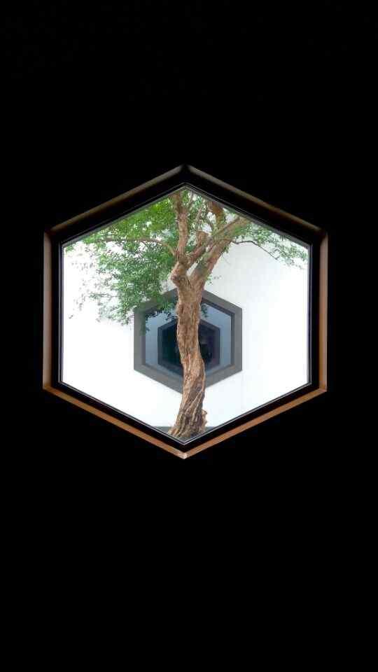 苏州博物馆建筑之唯美手机壁纸