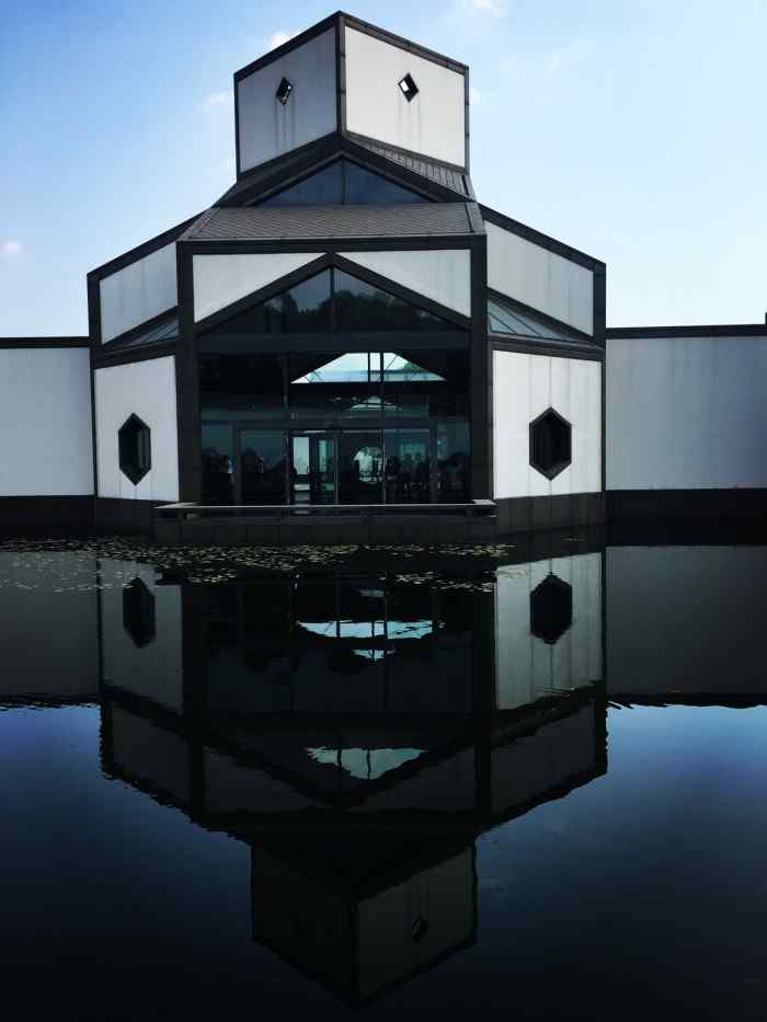 建筑手机壁纸之苏州博物馆