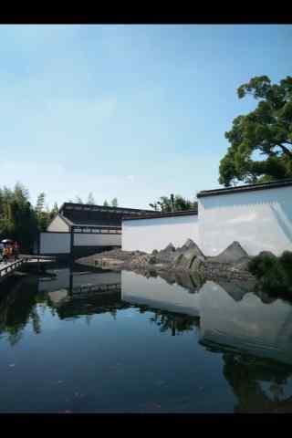 苏州博物馆建筑手
