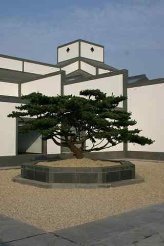 建筑之苏州博物馆