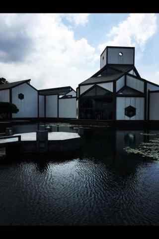 苏州博物馆之蓝色