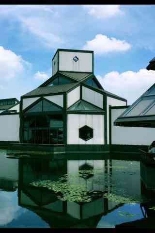苏州博物馆风景手