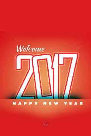 喜迎2017新年快乐
