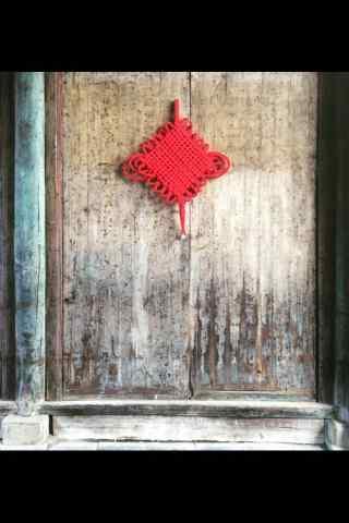 中国传统文化中国结手机壁纸