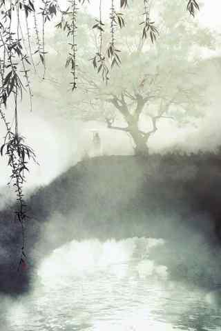 清明节-唯美手绘