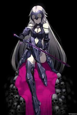 Fate/Grand Order高清手(shou)機壁(bi)紙下(xia)載(20張
