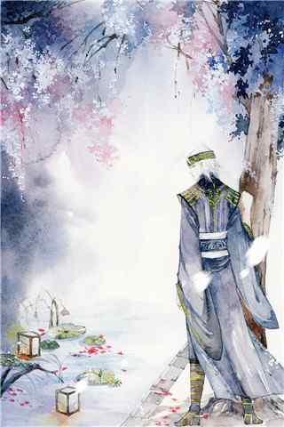 秦时明月之唯美画风卫庄手机壁纸