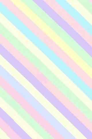 可爱文艺彩虹手机壁纸