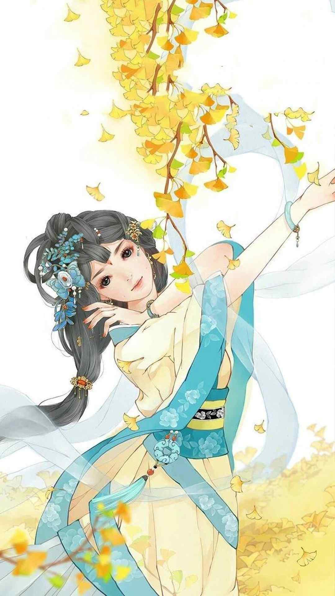 动漫高清壁纸唯美中国风手绘壁纸动漫美女壁纸古风壁纸