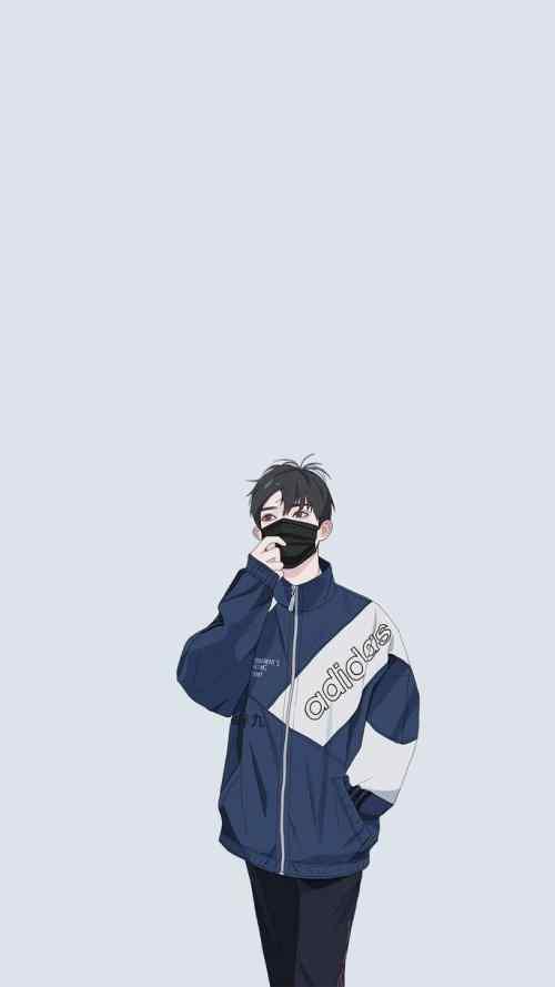 动漫图片男易烊千