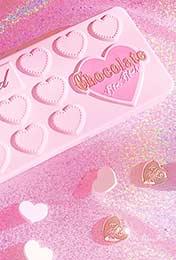 粉红色可爱少女心手机壁纸