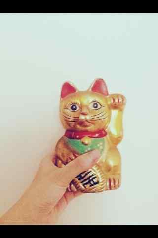 经典可爱的招财猫